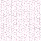 Абстрактная безшовная предпосылка с случайной решеткой заплаты вектор Стоковая Фотография RF