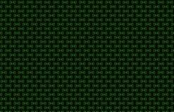 Абстрактная безшовная предпосылка письма d, крыть черепицей черепицей текстура отраженная на поверхности темной черноты, yello ко Стоковое фото RF