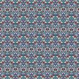 Абстрактная безшовная предпосылка с точками Стоковые Изображения