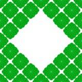 Абстрактная безшовная рамка картины плитки мозаики предпосылки Стоковые Изображения RF