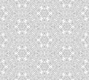 Абстрактная безшовная светотеневая картина стоковое фото