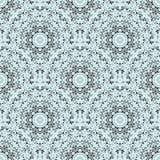 Абстрактная безшовная светлая геометрическая картина вектора Стоковое фото RF