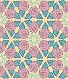 Абстрактная безшовная текстура Стоковая Фотография RF