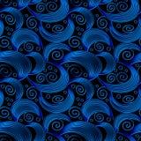 абстрактная безшовная текстура Стоковая Фотография