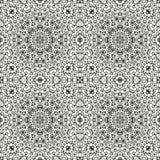 Абстрактная безшовная флористическая предпосылка Стоковые Фото