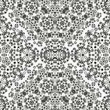 Абстрактная безшовная флористическая предпосылка Стоковое Изображение