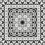 Абстрактная безшовная флористическая предпосылка Стоковые Изображения RF