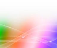 абстрактная белизна предпосылки Стоковые Фотографии RF