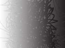 абстрактная белизна черноты предпосылки Стоковые Фото