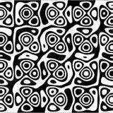 абстрактная белизна черноты предпосылки Стоковые Фотографии RF