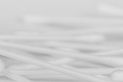 Абстрактная белая предпосылка, белые линии/картина нашивок Стоковое Изображение