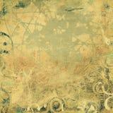 Абстрактная бумажная текстура, предпосылка grunge Стоковые Фото