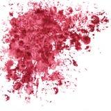 Абстрактная бургундская предпосылка акварели брызга цвета Стоковое фото RF