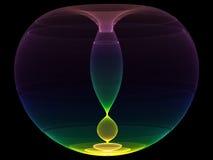 абстрактная ваза Стоковое фото RF