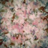 Абстрактная винтажная предпосылка в красивой пастели Стоковая Фотография