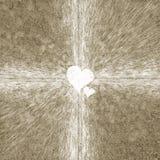 абстрактная влюбленность Стоковые Фотографии RF