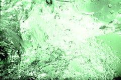 абстрактная вода выплеска Стоковые Изображения