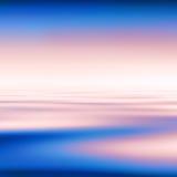 абстрактная вода предпосылки Стоковые Фото