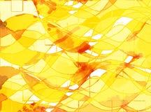 абстрактная вода предпосылки Стоковое Фото