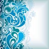 абстрактная вода пузыря предпосылки иллюстрация штока