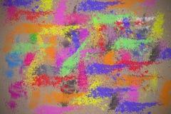 абстрактная вода цвета предпосылки Стоковое Изображение
