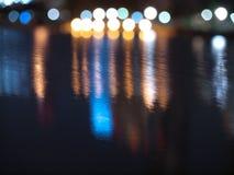 абстрактная вода Стоковое Фото