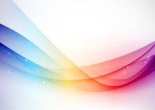 абстрактная волна вектора бесплатная иллюстрация