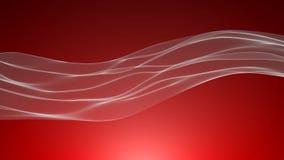 Абстрактная волна в замедленном движении на предпосылке Стоковые Изображения