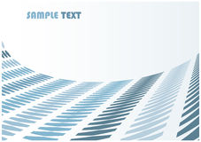 абстрактная волна наговора copyspace пробела предпосылки иллюстрация штока