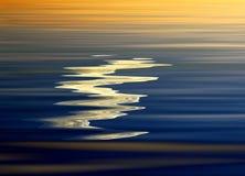 абстрактная волна цвета Стоковые Изображения