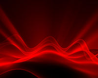 абстрактная волна Стоковые Изображения