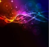 абстрактная волна Стоковое Фото