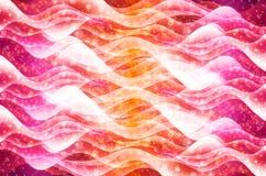 абстрактная волна Стоковое фото RF