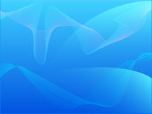 абстрактная волна Стоковая Фотография RF
