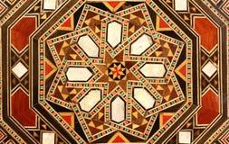 абстрактная востоковедная картина Стоковая Фотография RF