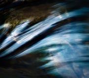 Абстрактная волна на реке Стоковое Изображение RF