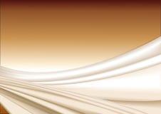Абстрактная волнистая silk предпосылка Стоковое фото RF