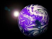 Абстрактная вселенный Стоковая Фотография RF