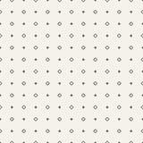 Абстрактная геометрическая безшовная картина повторять косоугольники Стоковые Изображения RF