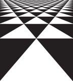 Абстрактная геометрическая безшовная текстура треугольников Стоковое Фото
