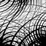 Абстрактная геометрическая иллюстрация с радиальный завихряться, спирально l бесплатная иллюстрация