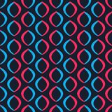 абстрактная геометрическая картина безшовная Стоковые Изображения RF