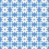 абстрактная геометрическая картина безшовная Стоковое Изображение