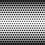 Абстрактная геометрическая картина круга печати дизайна моды битника Стоковое Изображение RF