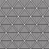 Абстрактная геометрическая картина печати дизайна моды битника стоковые изображения