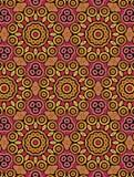 абстрактная геометрическая картина Стоковые Фото
