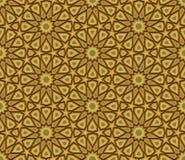 Абстрактная геометрическая красочная безшовная предпосылка иллюстрация штока
