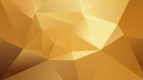 Абстрактная геометрическая низкая поли предпосылка Стоковое Изображение RF