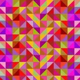 Абстрактная геометрическая предпосылка вектора Стоковые Фото