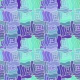 Абстрактная геометрическая предпосылка вектора иллюстрация Стоковые Изображения RF